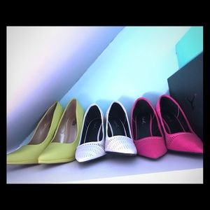 Shoes - Heels size 6-6 1/2